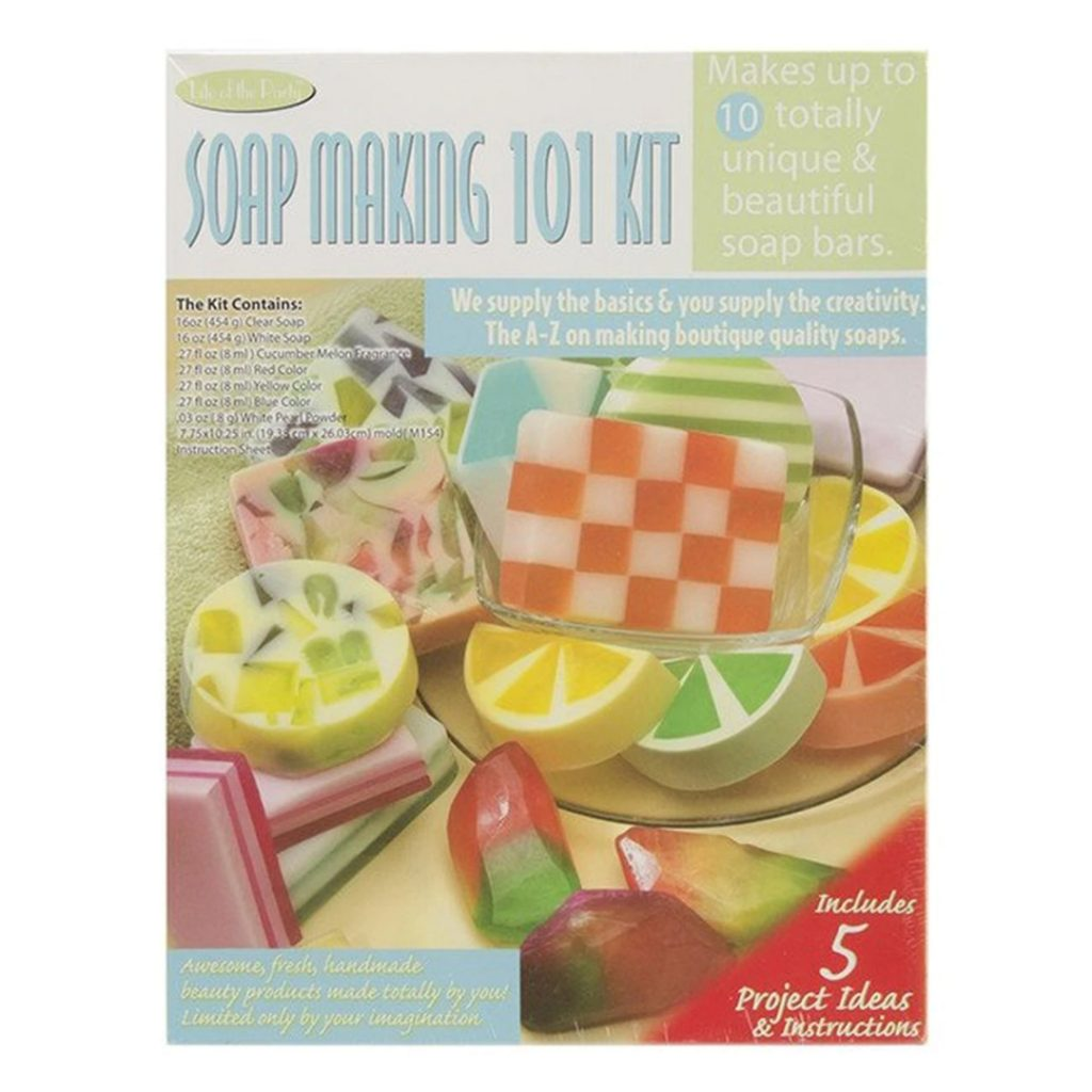 soap making 101 kit