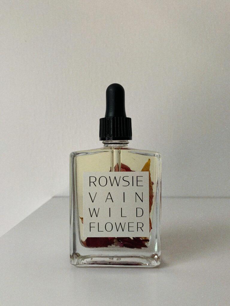 Rowsie Vain Wildflower Perfume