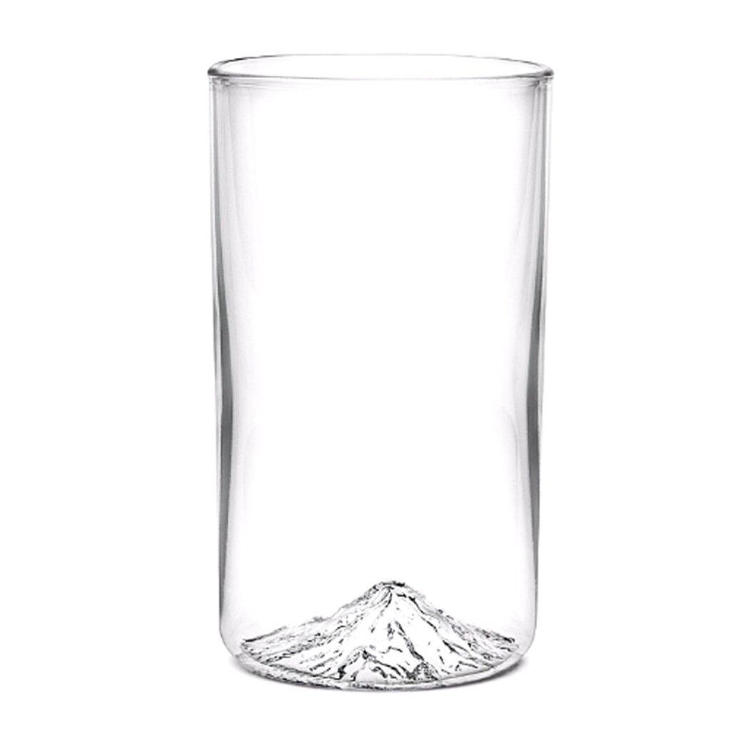 Mountain Pint Glass