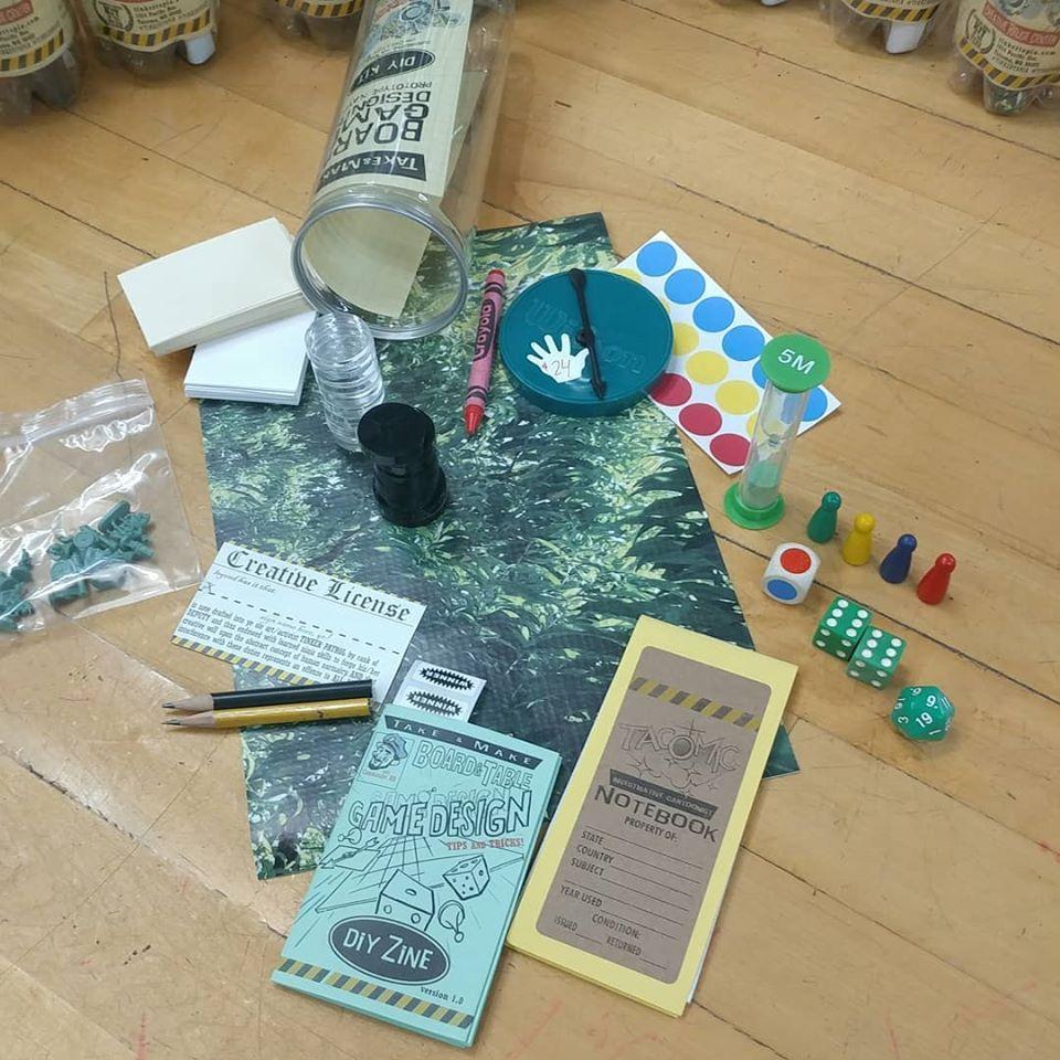 Boardgame Designer Kit
