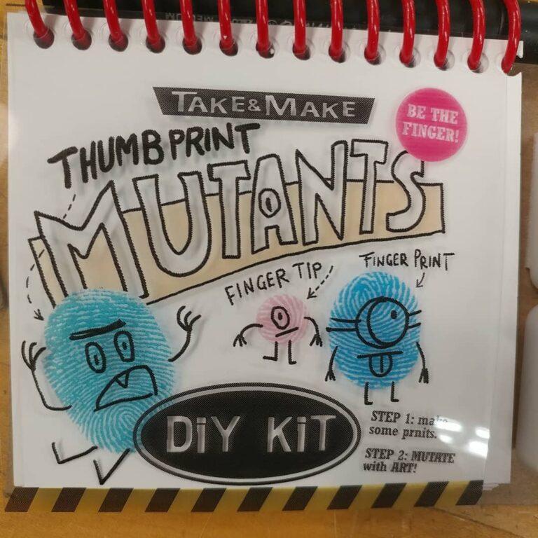 Thumbprint Mutant Kit